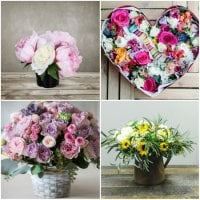Flower trends for 2017