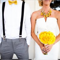 Yellow Wedding: Fall Ideas